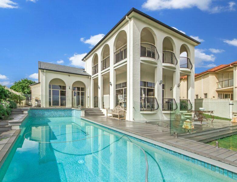 Projekty domów luksusowych – wille